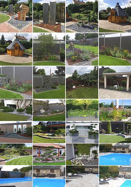 Stein Garten Design E K Firmenimort De