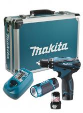 Makita Akku-Bohrschrauber DF330DWLX4