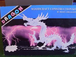 3D Holzpuzzle Drachen 19,90 €