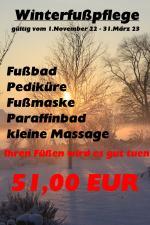 Deluxe Fußpflege