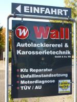 Autolackiererei KFZ Werkstatt Wall Gütersloh