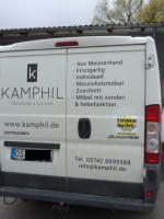 Möbeltischlerei Kamphil in Preußisch Oldendorf